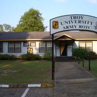 Troy University Army ROTC, Трой