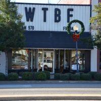 Station WTBF 970 AM - 94.7 FM, Трой