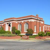 Troy City Hall, Трой
