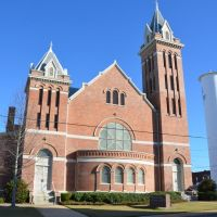 First United Methodist, Трой