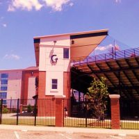 Baseball Stadium, Трой