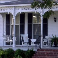 Southern front porch, Columbus, GA, Феникс-Сити