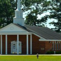 Little Escambia Baptist Church, Фломатон