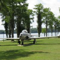 T-33 In Florala, Alabama, Флорала