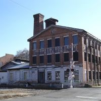 Old WB Davis Hosiery Mill.Fort Payne,Ala, Форт-Пэйн