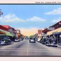1920s Gault Ave Fort Payne,Ala, Форт-Пэйн
