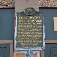 Fort Payne Opera House, Форт-Пэйн