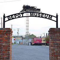 Depot Museum Entrance, Форт-Пэйн