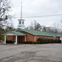 Maplesville Community Holiness, Хидланд