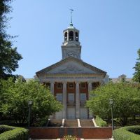 Samford Univ. - Harwell Goodwin Davis Library, Хомевуд
