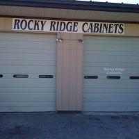 Rocky ridge cabinet shop, Хувер