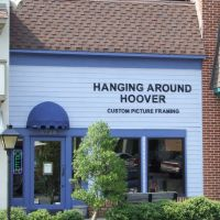 Hanging Around Hoover Custom Picture Framing, Хувер