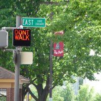 Crossing in Huntsville, AL, Хунтсвилл