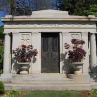 Maple Hill Cemetery - Erskine Mausoleum, Хунтсвилл