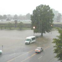 2003 Flood - Church St., Хунтсвилл