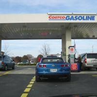 Costco gasoline~maybe cheaper, Хунтсвилл