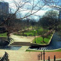 Overlooking Big Spring Park, Хунтсвилл