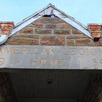 Old American Legion Building - Built 1939, Шеффилд