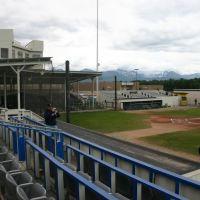 Mulcahy Stadium, Анкоридж