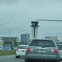 Anchorage car traffic control tower?, Анкоридж