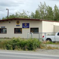Alaska Railroad Facilities Building, 1000 Whitney Road, Anchorage, AK, Анкоридж