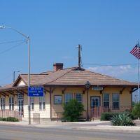 Benson train station, Бенсон
