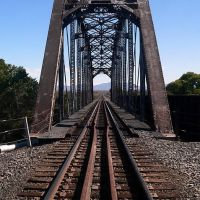 Benson Arizona Railroad Bridge, Бенсон