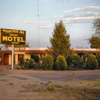-Arizona- Benson / Mountain Air Motel (1959), Бенсон