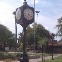 Murphy Park Clock, Глендейл