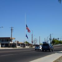 Glendale, Arizona Remembers the 2013 Boston Marathon Bomb Casualties, Глендейл