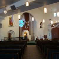 ✛✜✝ St. John Vianney Catholic Church ✛✜✝, Гудиир