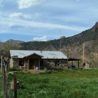 Rock Cabin Fr 68e Near Verde Hot Springs, Йоунгтаун