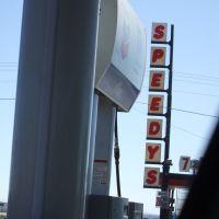 Speedys Tankstelle Kayenta, Кайента