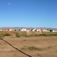 A general view of Kayenta, Arizona (Navajo town), Кайента