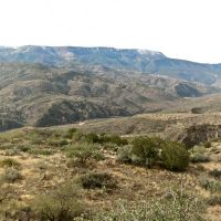 The View from Ikes Backbone, Кингман