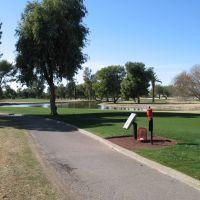 The Wigwam resort - West/Red Course hole #7, Литчфилд-Парк