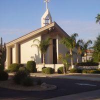 Trinity Lutheran Church, Литчфилд-Парк
