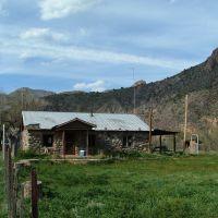 Rock Cabin Fr 68e Near Verde Hot Springs, Лук
