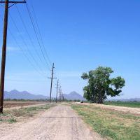 Farm road, Марана