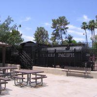 Pioneer Park, Меса