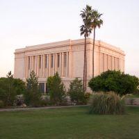 Mesa Temple, Меса