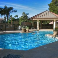 Phoenix Marriott Mesa - outdoor swiming pool, Меса