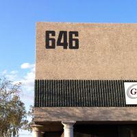 646, Меса