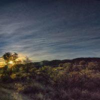 Sunrise, Oracle, Arizona., Оракл