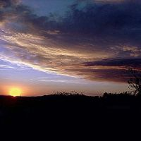 Oracle Arizona sunset 1, Оракл