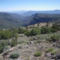 Lower Deadman Mesa View, Парадайс-Вэлли