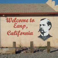 Earp, Паркер