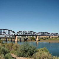Brücke über den Colorado River...C, Паркер