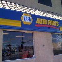 Parker NAPA Auto Parts, Паркер