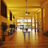 Inside County Bulding in Douglas, AZ. BEAUTIFUL! Interior del edificio del condado en Douglas, AZ. EXCELENTE!, Пиртлевилл